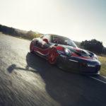 Porsche не для обычных дорог