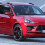 Новый Porsche Macan Turbo