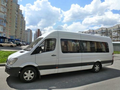 Серпухов Микроавтобус