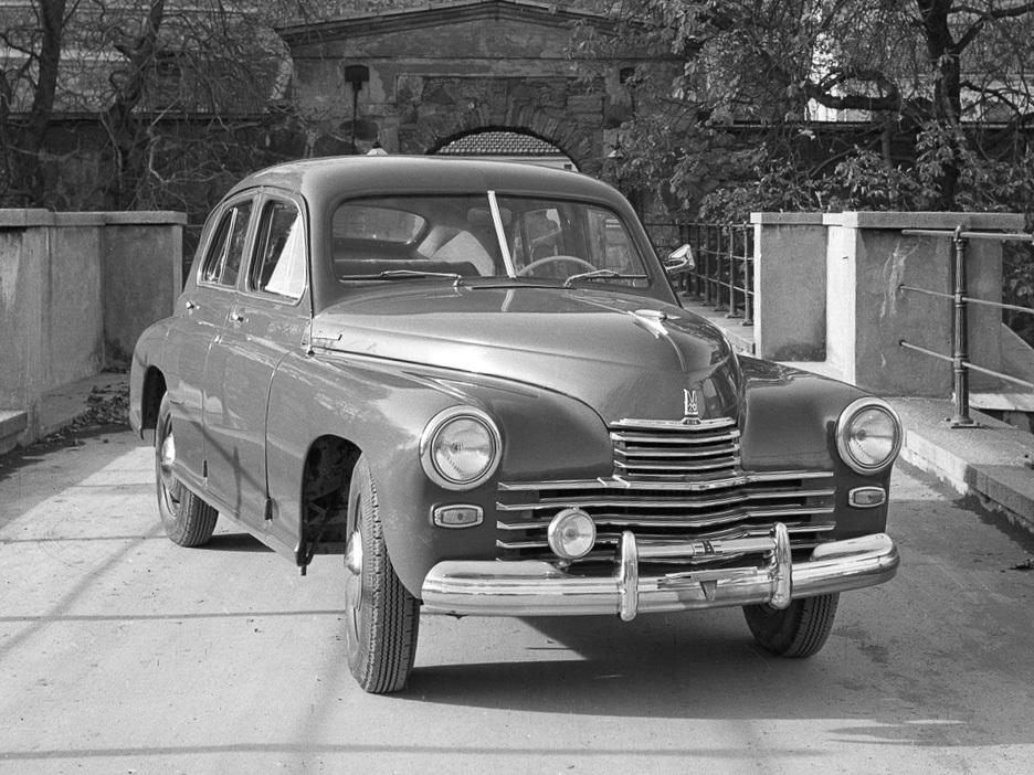Сталин Польский автопром