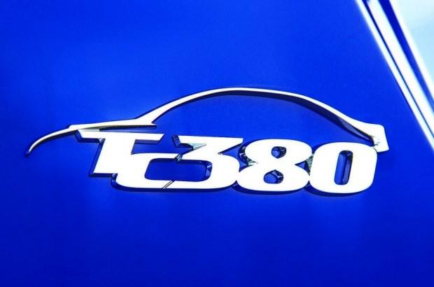 Мощная версия Subaru WRX STI.