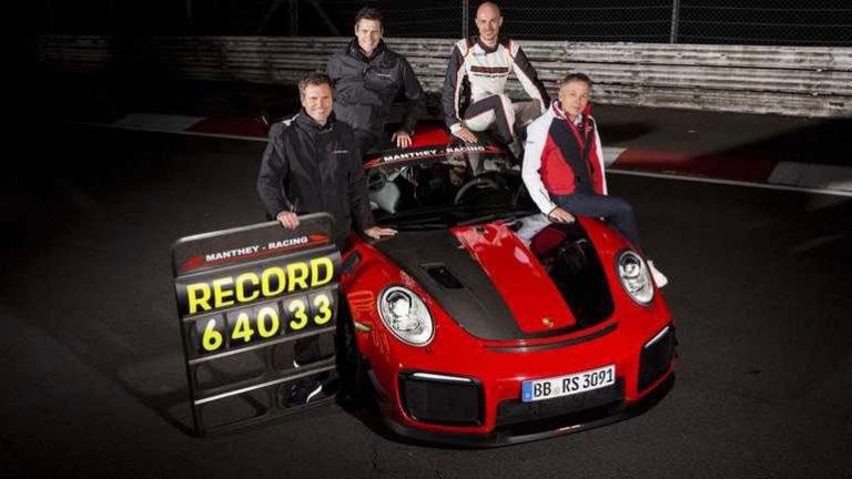 Самый быстрый Суперкар Porsche 911