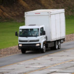 Тяжелый  электрогрузовик  VW e-Delivery