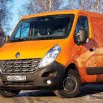 Универсальность Renault Master