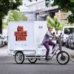 Велогрузовики в Германии