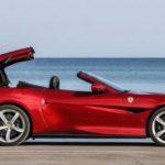 Новый кабриолет Ferrari