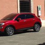 Новый кроссовер Fiat