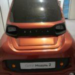 АвтоВАЗ может выпускать ситимобиль Zetta