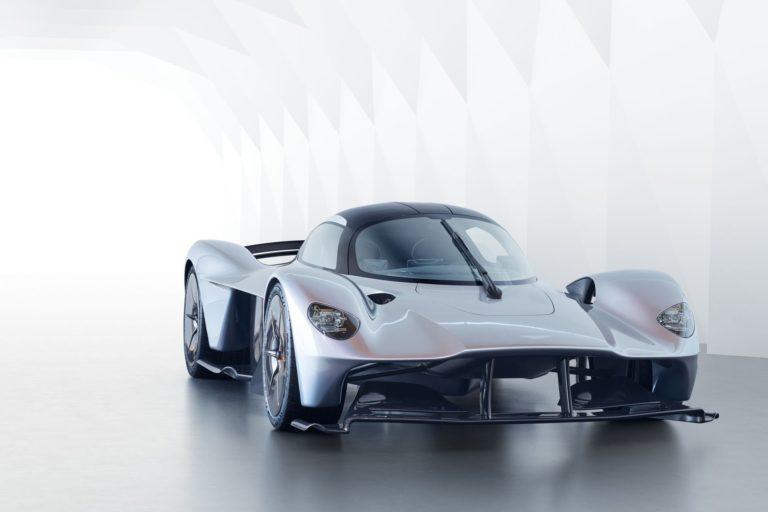 «Идеальный» ДВС от Aston Martin (1014 л.с. при 10 500 об/мин)