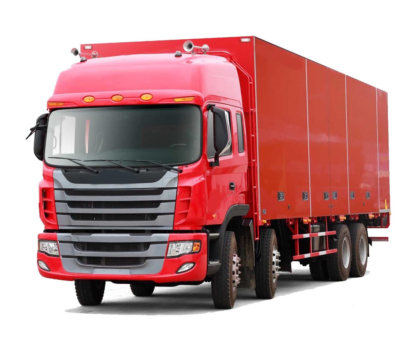 Грузовой транспорт - основной способ перевозок