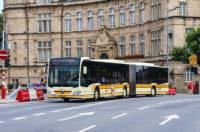 В Люксембурге общественный транспорт будет бесплатным