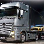 Mercedes-Benz Actros четвертого поколения