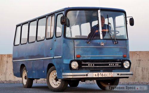 Микроавтобус своими руками