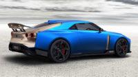 Новинка Nissan GT-R50