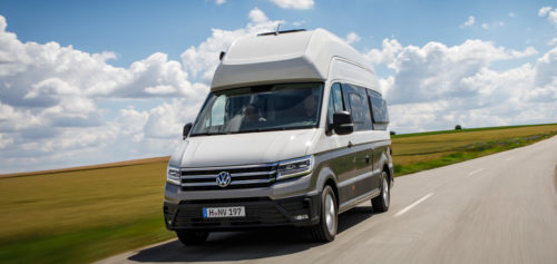 Новый кемпер Volkswagen Grand California