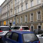 Парковка в центре Москвы,как роскошь