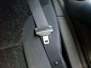 Ремни безопасности с подогревом от Ford