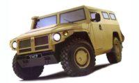 Русский джип - ГАЗ-2330 «Тигр»