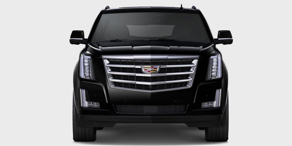 Спецверсия Cadillac Escalade