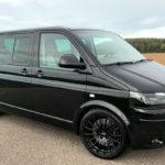Суперспорткар из микроавтобуса Volkswagen