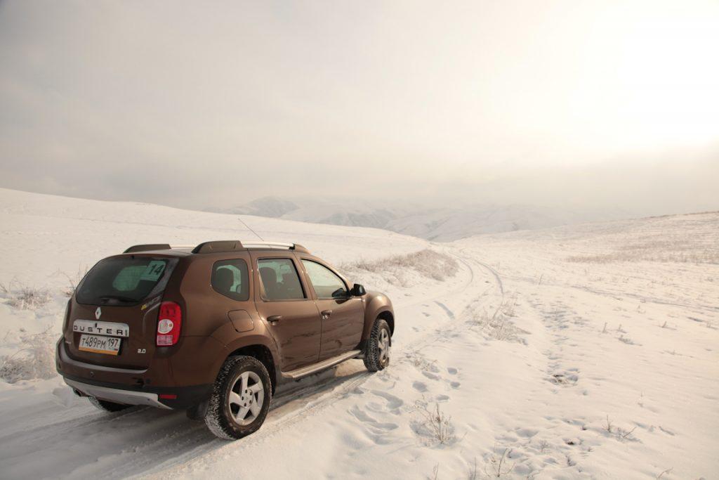 ТОП-5 надежных авто для зимней езды в России