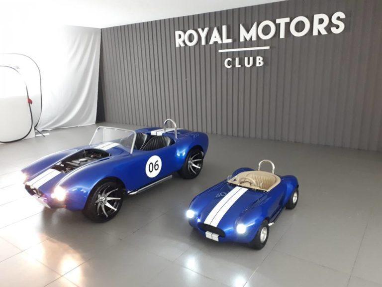 Российский детский автомобиль за 900 000 рэ