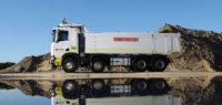 Автономный грузовик Scania