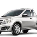 Новый пикап GM Unibody