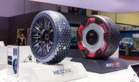 Футуристичные шины Hexonic и Aeroflex