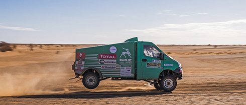 Авто ралли Africa Eco Race-2019