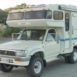 Автодом Toyota Hilux 4×4 Camper
