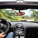 BUGATTI CHIRON  разогнался до максималки 420 км/ч (видео)