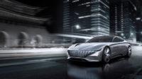 Беспроводная автоматическая зарядка для электрокаров от Hyundai