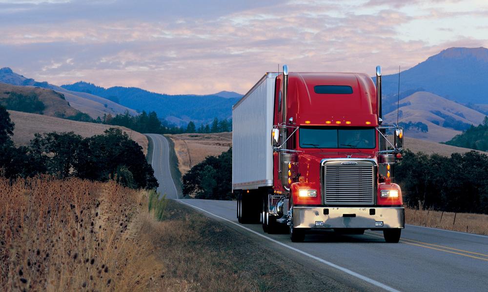 Дальнобойщики выбирают грузовики
