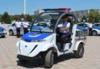 Экспорт ростовских электромобилей