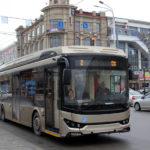 Электробус Тролза: с рогами