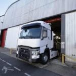 Французская  Renault Trucks  в  России