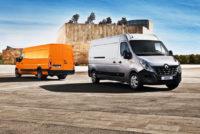 Фургоны Renault Master