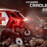Hyundai  с «ногами»
