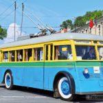 История: Троллейбусы