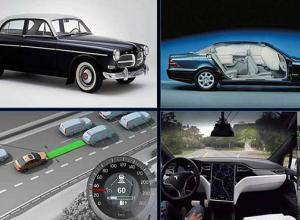 Изобретений,изменившие ход автомобильного  мира