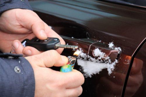 Как водителю избежать типичные зимные проблемы