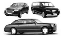 Китайские компоненты для президентского автомобиля