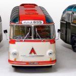 Масштабные модели автобусов ЛАЗ