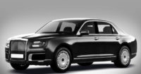 Медведев тоже пересел на лимузин «Аурус»
