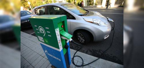 Минтранс против льгот для электромобилей