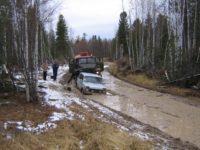Урал-Дальный Восток: Есть ли дороги в России