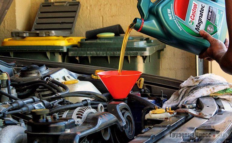 Моторное масло и его тайны