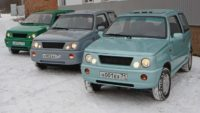 Народный автомобиль ТМ-1131 «Мишка»
