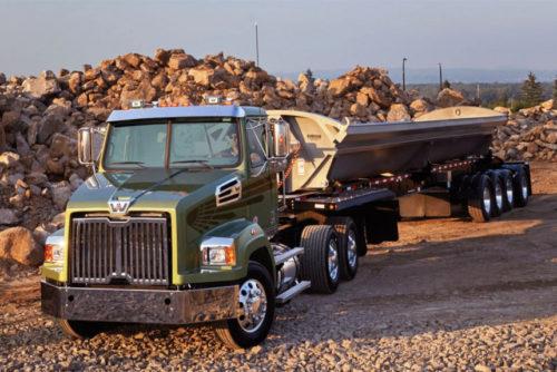 Обновленный грузовик Western Star